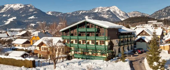 4* Hotel Kogler, Bad Mitterndorf with SPA and restaurant